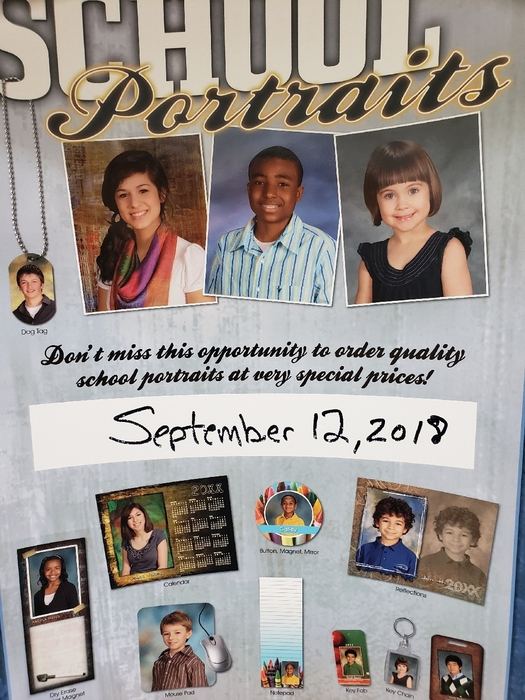 Portrait flyer