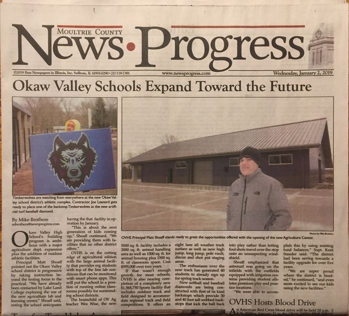 1-4-19 News Progress