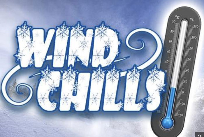 Wind Chill Warning 1-31-19