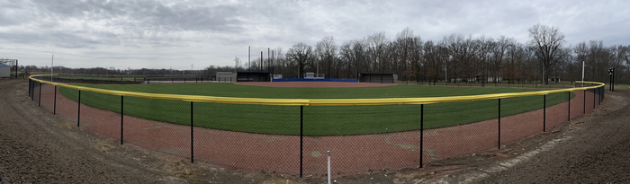 Softball field 4-3-19