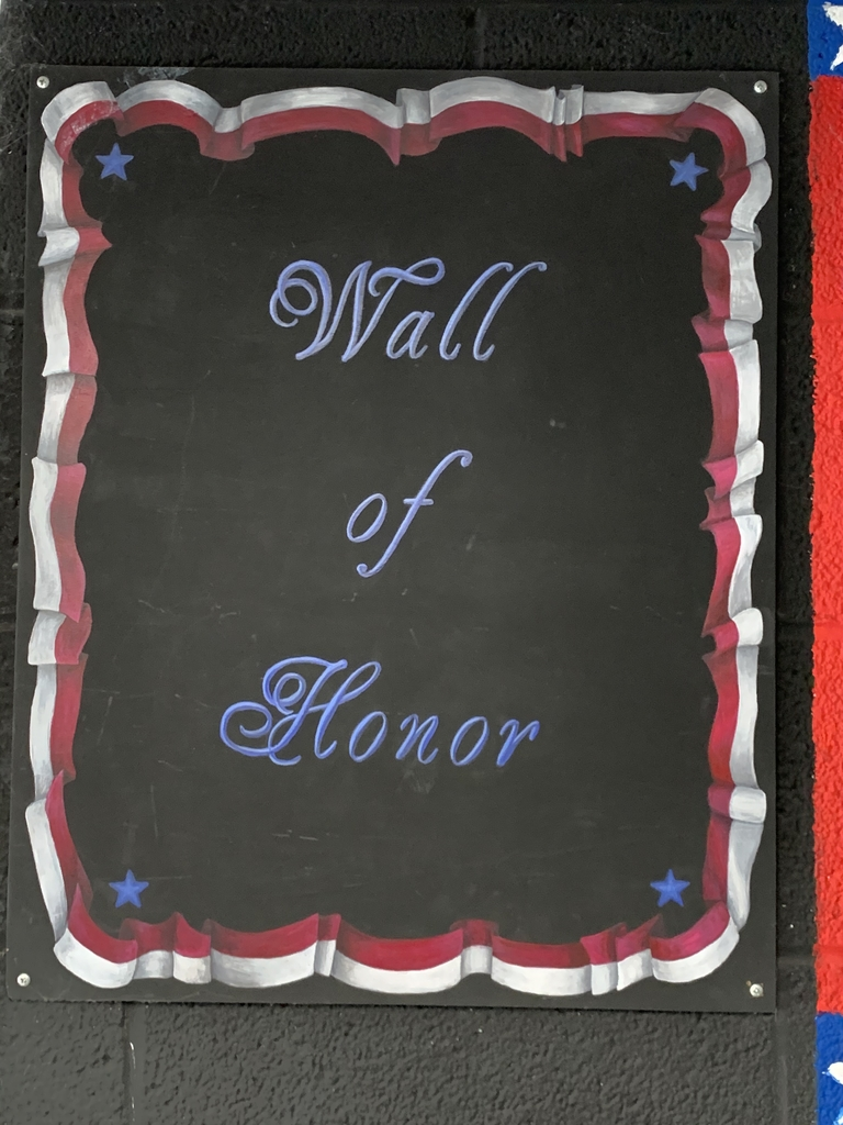 Wall of honor 2019