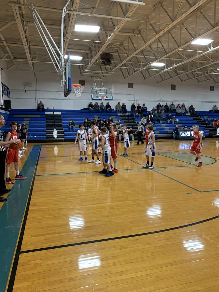 7th boys b-ball vs. Neoga