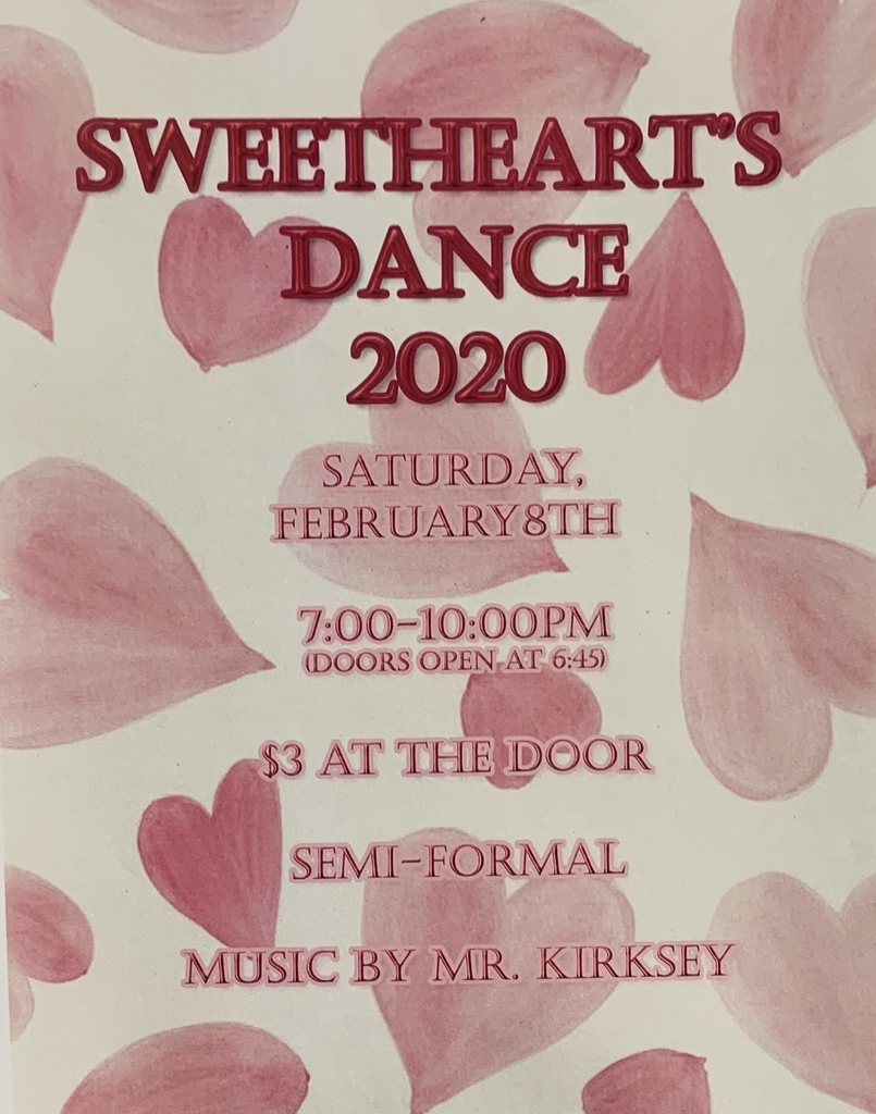Spirit week dance 2020
